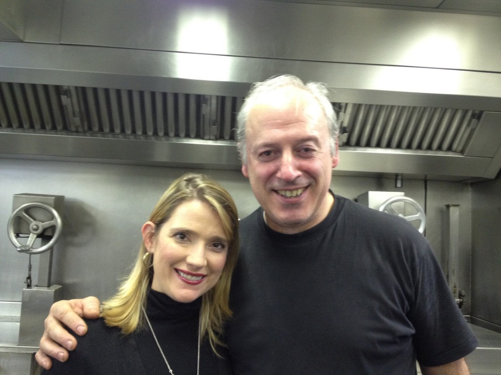 Me and The Chef, Victor Arguinzoniz