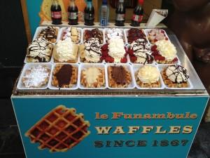 Funambule Waffles