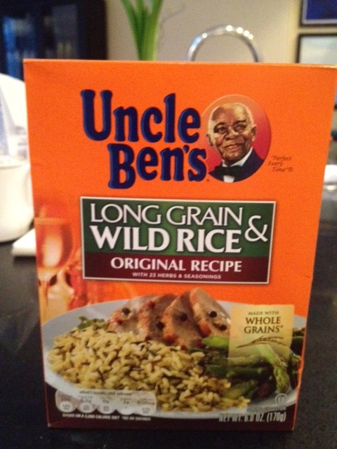 Uncle Ben's Original Recipe
