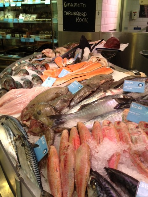 Selfridges Fish Market